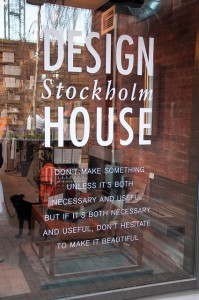 Tarpeellista, käytännöllistä ja kaunista = Design House Stockholm (Kuva: Josh Evnin CC BY-SA 2.0)