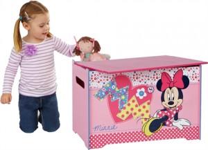 Minni Hiiri -säilytyslaatikko leluille, Lekmer