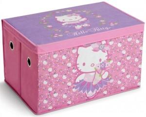 Hello Kitty -säilytyslaatikko, Lekmer